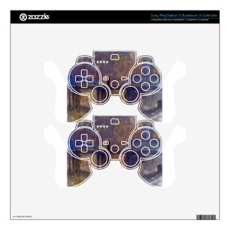 Charing Cross Bridge, Cleopatra's Needle by Claude PS3 Controller Decal