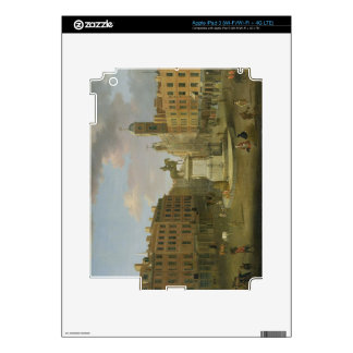 Charing Cross, with the Statue of King Charles I a iPad 3 Decal