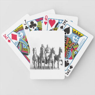 Chariot Bicycle Playing Cards