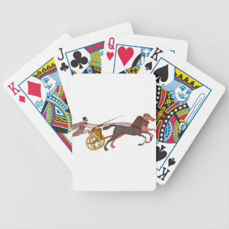 Chariot Champion Bicycle Playing Cards
