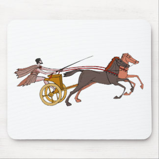Chariot Champion Mousepads