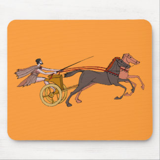 Chariot Champion Mouse Pad