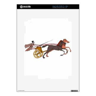 Chariot Champion iPad 2 Skins