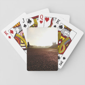Chariot Grounds Playing Cards