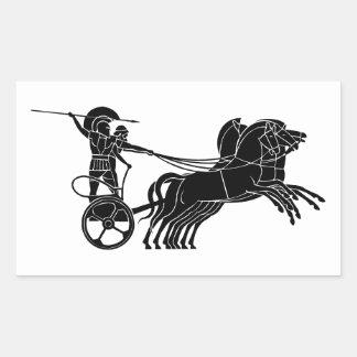 greek chariot design gifts on zazzle. Black Bedroom Furniture Sets. Home Design Ideas