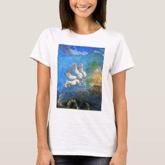 Chariot of Apollo - by Symbolist Odilon Redon T-Shirt