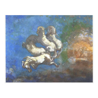 Chariot of Apollo Postcard