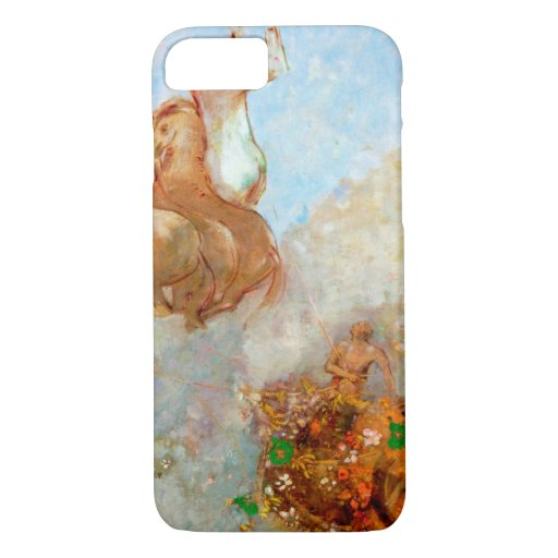 Chariot of Apollo, Redon iPhone 8/7 Case