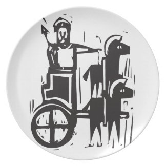 Chariot Plates