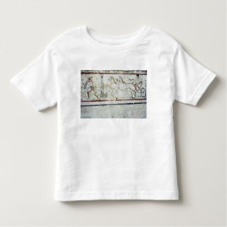 Charioteer and Gladiator, from the Tomb of Toddler T-shirt