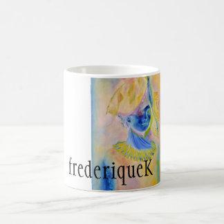 CHARIOTEER from frederiqueK, painter Magic Mug