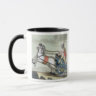 Charioteer, from 'L'Antica Roma', 1825 (colour lit Mug
