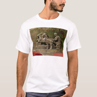 Charioteer in his chariot, detail from a cist T-Shirt