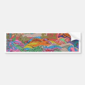 Chariots and Mermaids Bumper Sticker