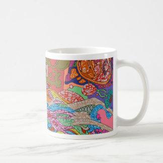 Chariots and Mermaids Coffee Mug