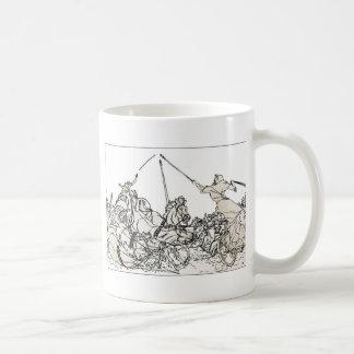 Chariots Coffee Mug