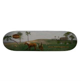 Chariots Landscape Skateboard
