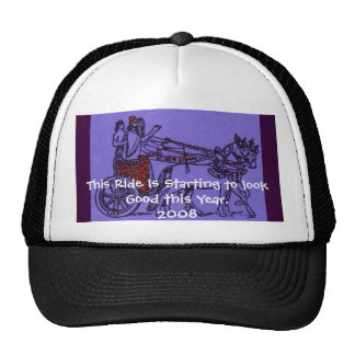 Chariots Of  Kings. Mesh Hat