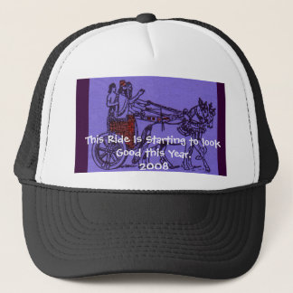 Chariots Of  Kings. Trucker Hat
