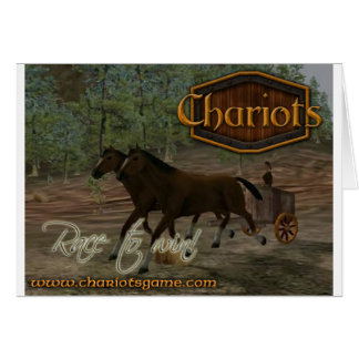 Chariots - Race to win! - card