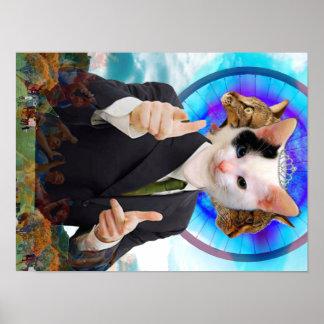 Charisma Catman Poster