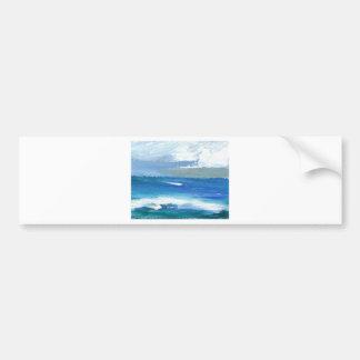 Charisma Oceanscape Ocean Art Gifts Bumper Sticker