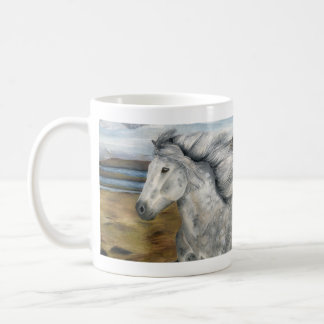Charismatic Classic White Coffee Mug