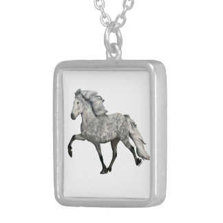 Charismatic Silver Plated Necklace