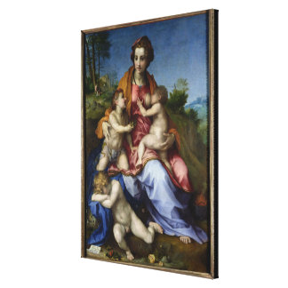 Charity 1518-19 gallery wrap canvas