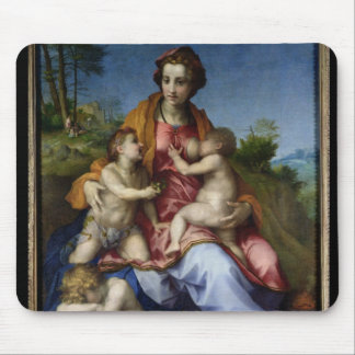 Charity, 1518-19 mouse pad