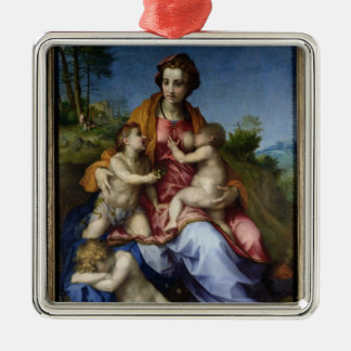 Charity, 1518-19 christmas ornament