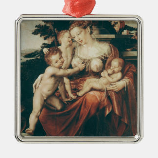 Charity, 1544-58 christmas tree ornament
