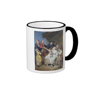 Charity, 1777 ringer coffee mug