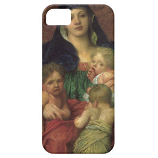 Charity by George Frederick Watts iPhone SE/5/5s Case