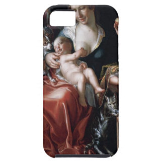 Charity by Joachim Wtewael iPhone SE/5/5s Case
