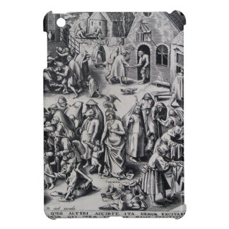 Charity by Pieter Bruegel the Elder Case For The iPad Mini