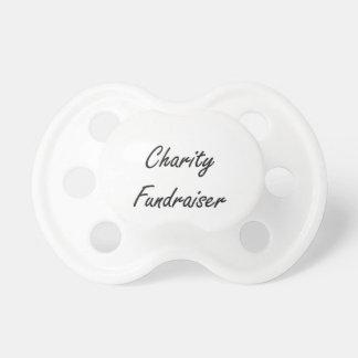 Charity Fundraiser Artistic Job Design BooginHead Pacifier