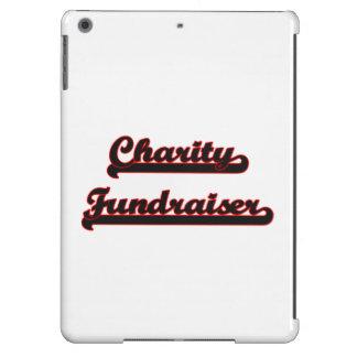 Charity Fundraiser Classic Job Design iPad Air Covers