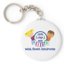 Charity Keychain