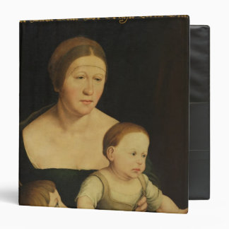 Charity or The Family of the Artist, c.1528 3 Ring Binder