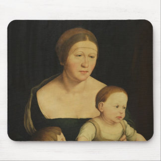 Charity or The Family of the Artist, c.1528 Mouse Pad