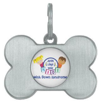 Charity Pet Tag