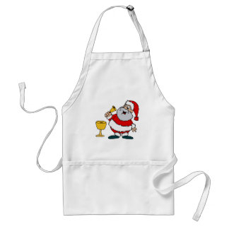 Charity Santa Adult Apron