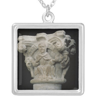 Charity Silver Plated Necklace