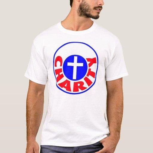 Charity T Shirt Zazzle