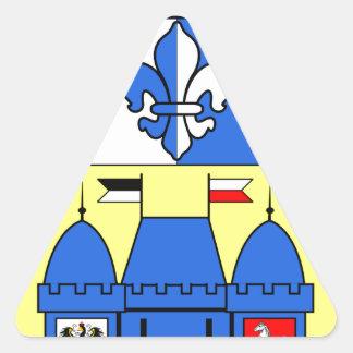 Charl-Wilm Triangle Sticker