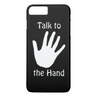 CHARLA A LA MANO FUNDA iPhone 7 PLUS