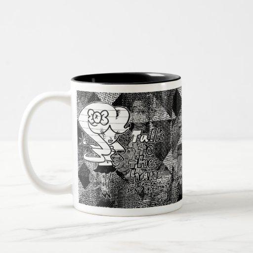 Charla a la mano… tazas de café