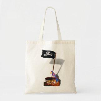 Charla como día feliz de un pirata bolsa
