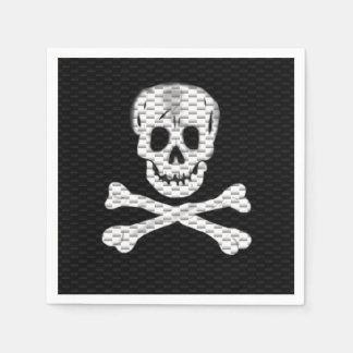 Charla como un día del pirata servilleta desechable